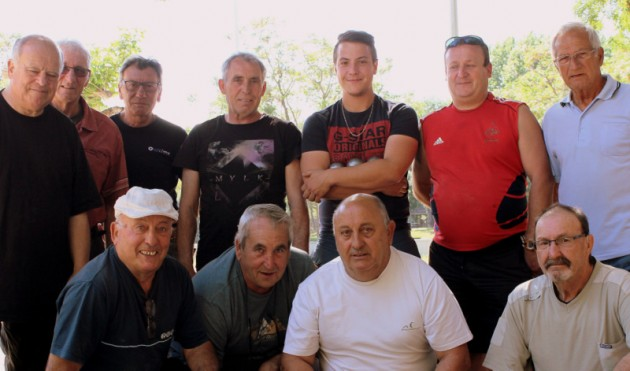 La Pétanque Solérienne compte 42 licenciés auxquels il faut ajouter une vingtaine  de membres ayant pris leur carte du club – Photo © le-journal-catalan.com