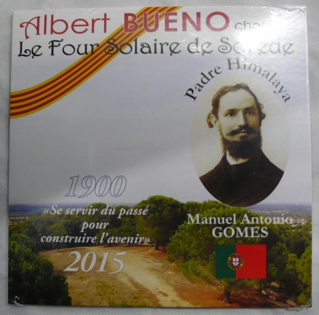 DVD d'Albert Bueno