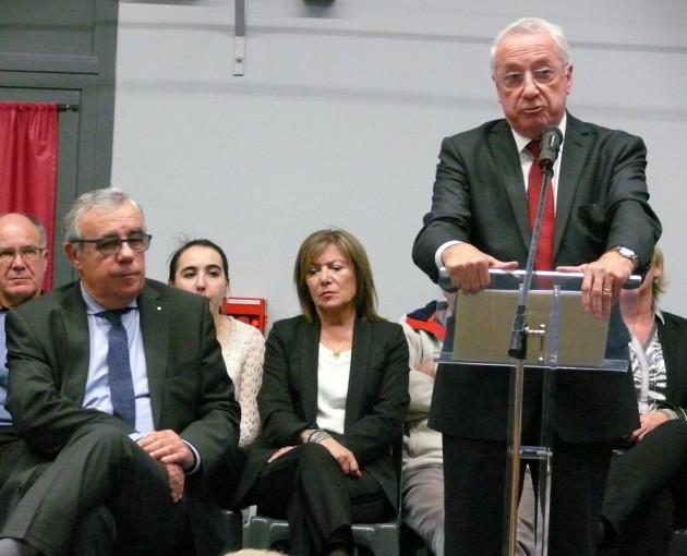 Discours du Député-maire Pierre Aylagas