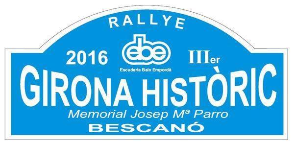 6ème Coupe Catalane des Rallyes de Régularité Classics débute avec le Rallye de Girona