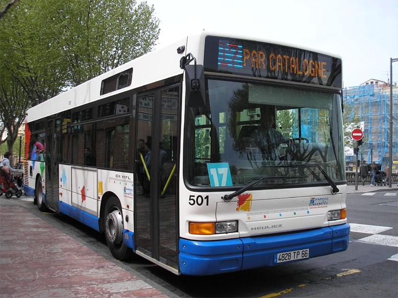 Perpignan augmentation du prix du ticket de bus le for Babou perpignan horaire