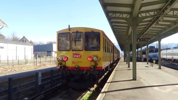 lettre ouverte du secteur fédéral des cheminots de la région de Montpellier portant sur l'avenir du Train Jaune