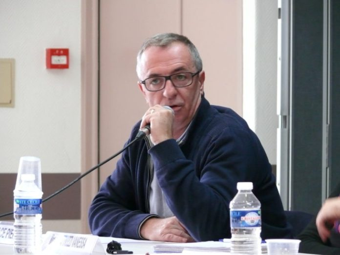 Intervention de Pierre Place CGT 66/MTS 66