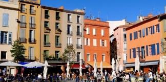 centre historique de Perpignan