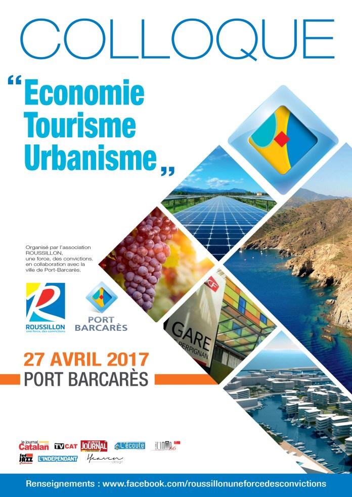 colloque Economie, Tourisme, Urbanisme