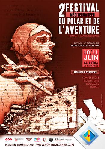 les-10-et-11-juin-deuxieme-edition-du-festival-mediteraneen-du-polar-et-de-laventure