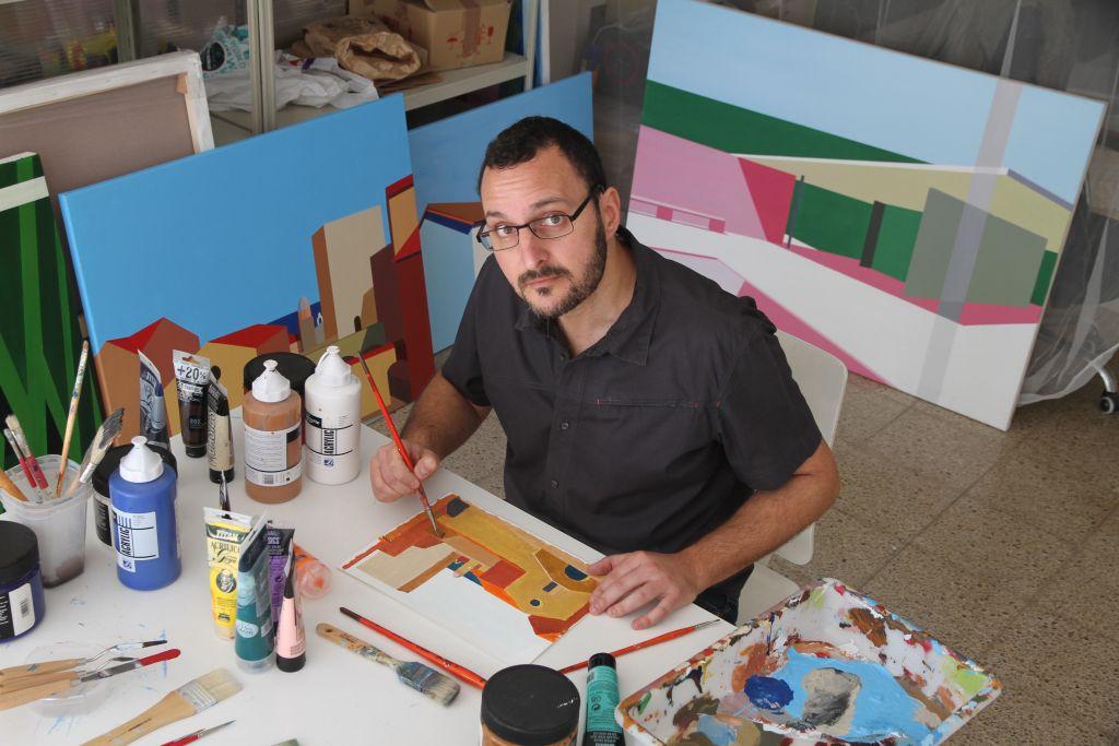 Collioure : du 8 septembre au 15 octobre, l'artiste-peintre catalan Marcos Peinado expose au Château Royal