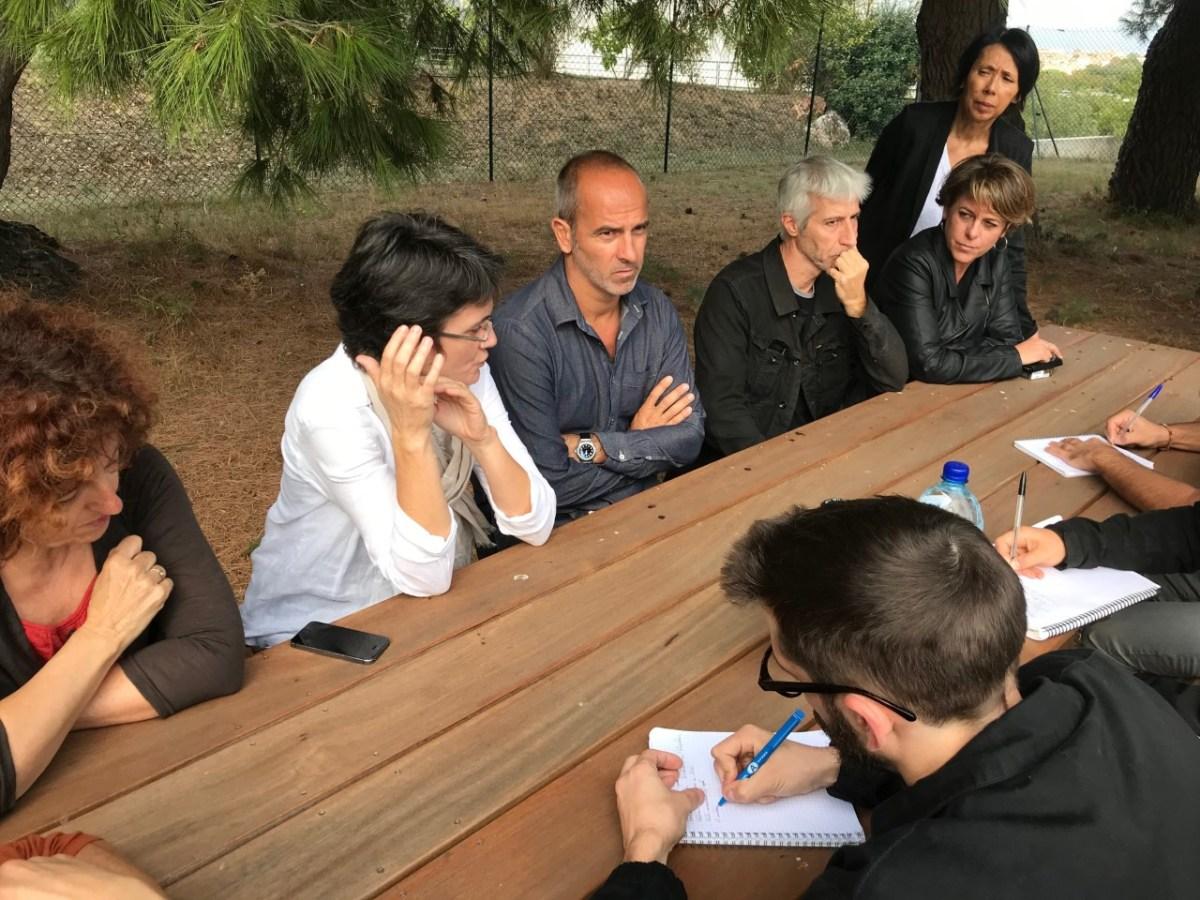 Mobilisation pour le maintien de la rubrique France 3 Pays Catalan
