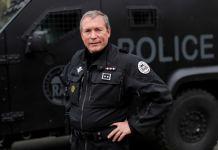 Jean-Michel Fauvergue patron du Raid
