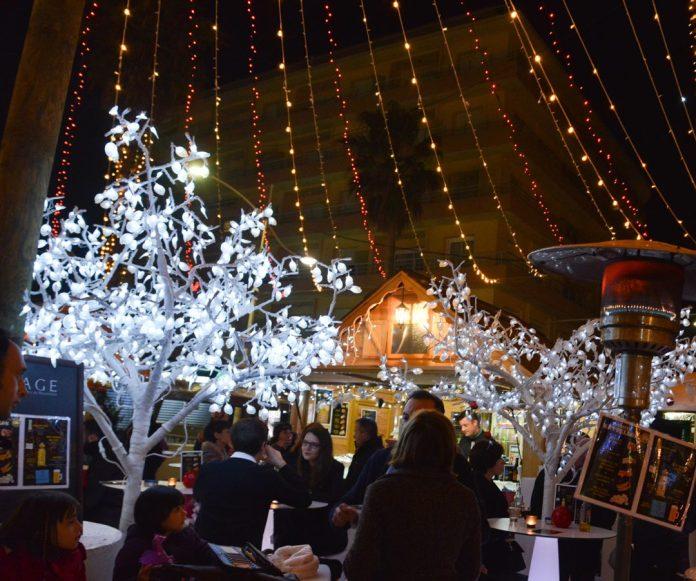 Noël a Canet-en-Roussillon
