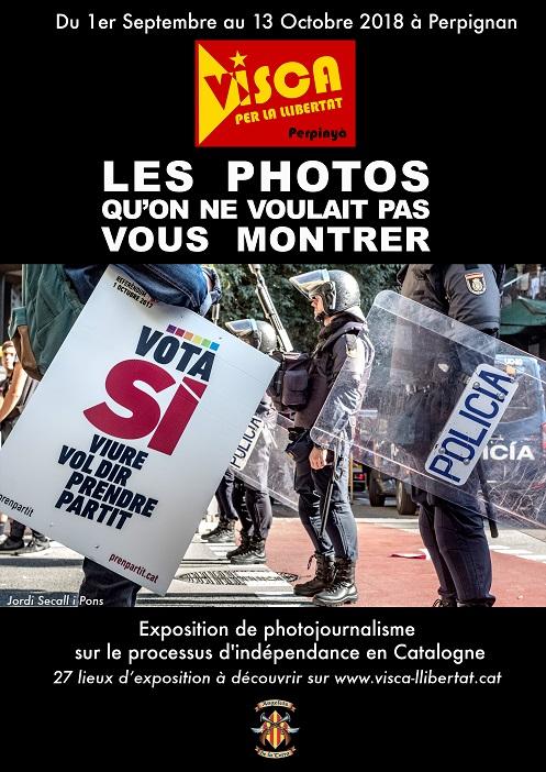 « Visca per la Llibertat », les photos qu'on ne voulait pas vous montrer