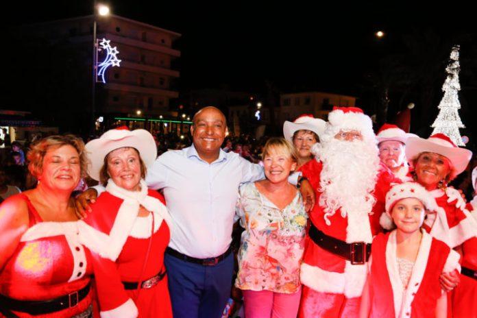 Noël à la plage de Saint-Cyprien