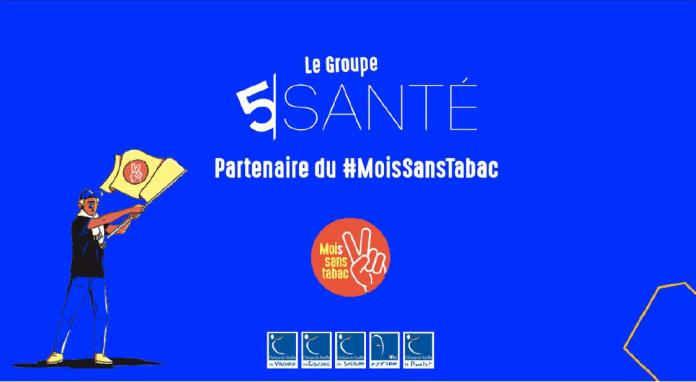mois-sans-tabac-le-groupe-5-sante-est-partenaire-de-la-troisieme-edition