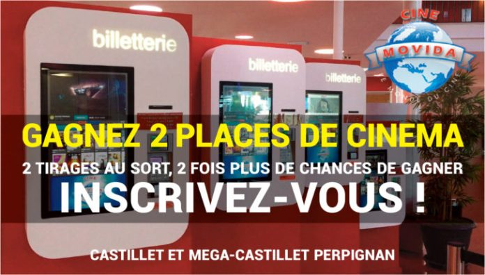 JEUX-CONCOURS PLACES CINEMA LE JOURNAL CATALAN TVCAT INSCRIPTION