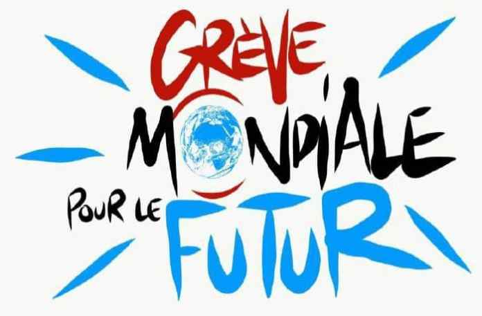 Grève des jeunes pour le climat