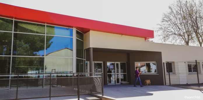 Ouverture de la nouvelle halle commerçante de proximité de près de 500m2 à Espira de l'agly