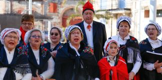 Le mois d'avril à Saint-Cyprien