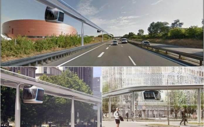 Une solution de mobilité très innovante... et inspirante !