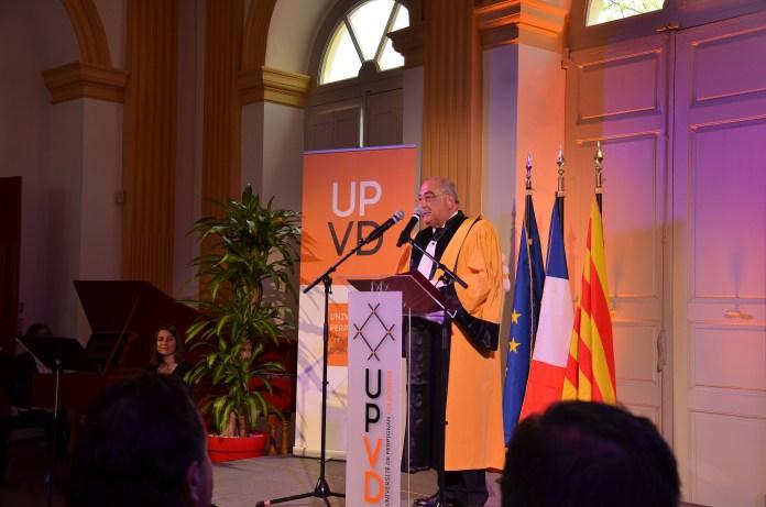 Une cérémonie de doctorat honoris causa avec Joaquim Nadal i Farreras ce 10 avril