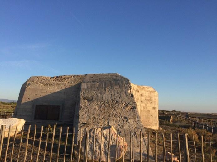 inscription du blockhaus aux Monuments Historiques