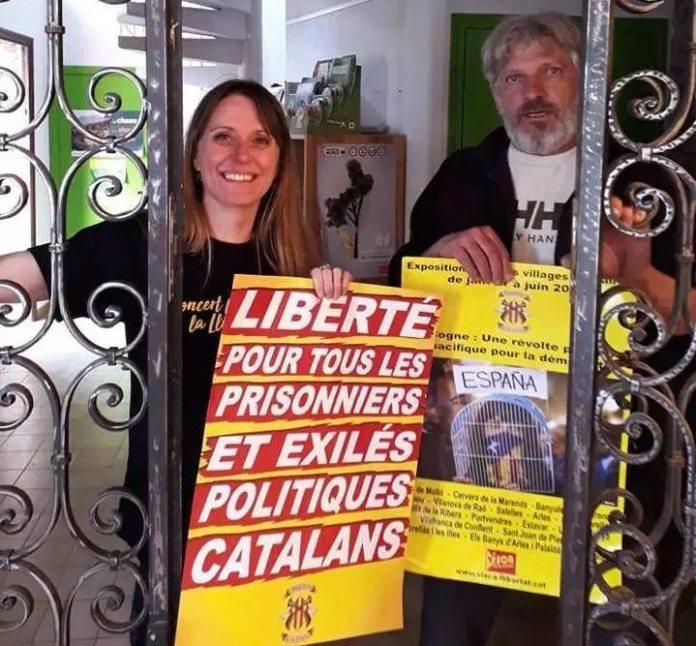 Le Conflent soutient les prisonniers et exilés politiques catalans