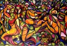 Céline Laboudie expose au Yucca des œuvres spontanées et foisonnantes