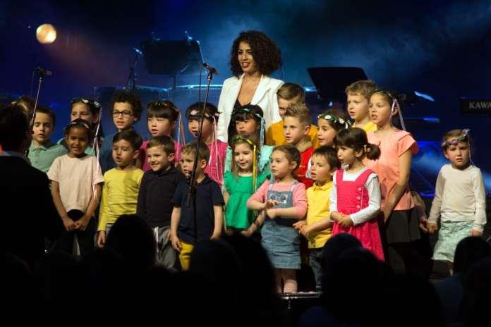 Cabestany soirée inoubliable pour les élèves de l'école de musique Stiegler