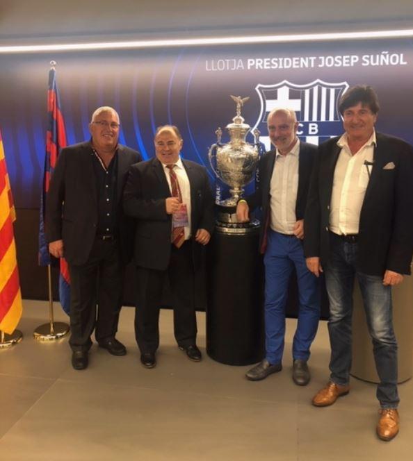 Barcelone : bravo les Dragons Catalans, vous avez été formidables !
