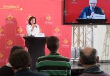Carole Delga sur le transport ferroviaire en Occitanie : « La SNCF doit retrouver sa vocation de service public et une vision d'aménagement du territoire »