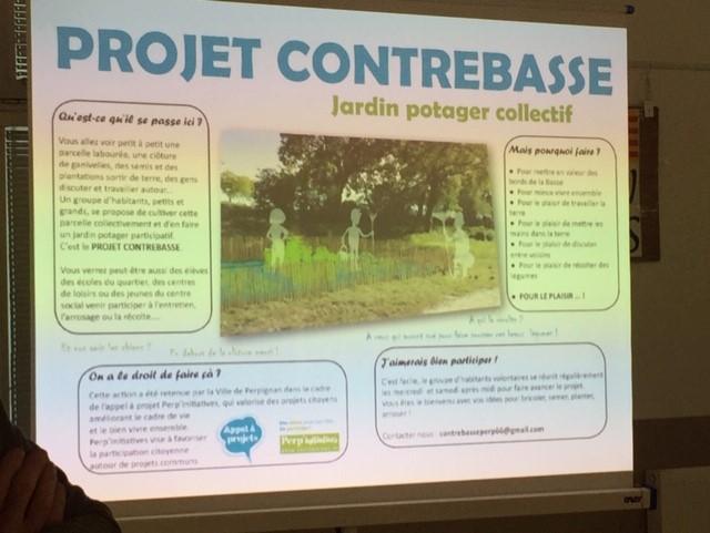 Perp'Initiatives à l'Ouest de Perpignan...