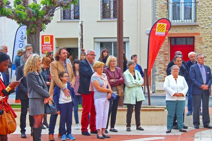 Inauguration de la permanence médico-sociale Aspres-Riberal au Soler