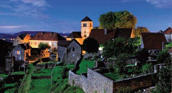 Villefranche-de-Conflent sélectionné participer au