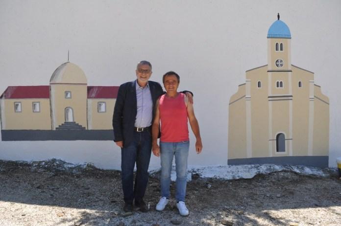 Découvrez la nouvelle fresque « Port-Vendres attractive »