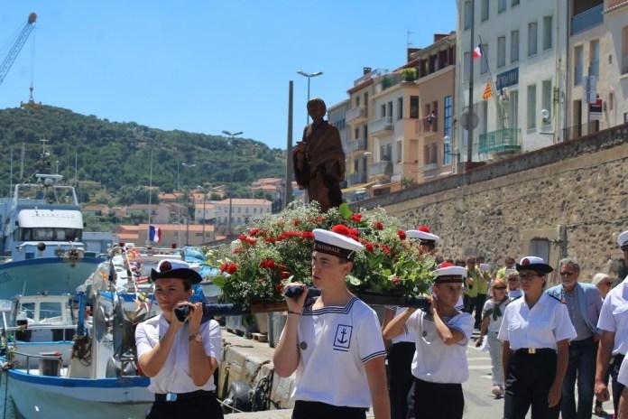 Fête de la Saint Pierre : Port-Vendres honore les gens de mer