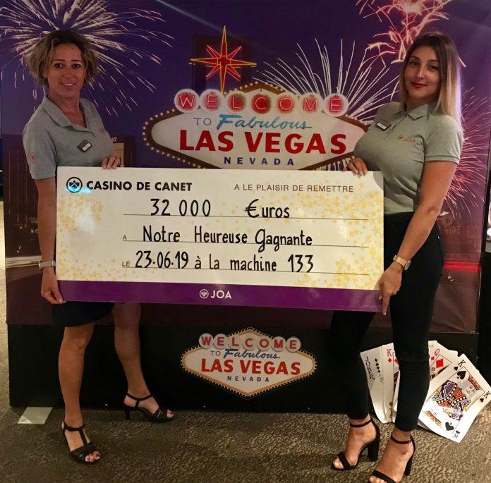 Jackpots : plus de 90 000 € remportés au Casino Joa de Canet-en-Roussillon