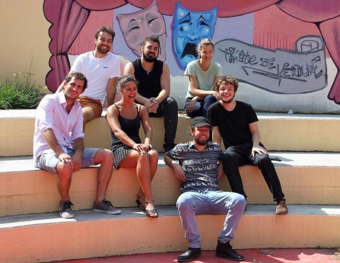 Les Mains Sales à Port-Vendres ce 30 juin