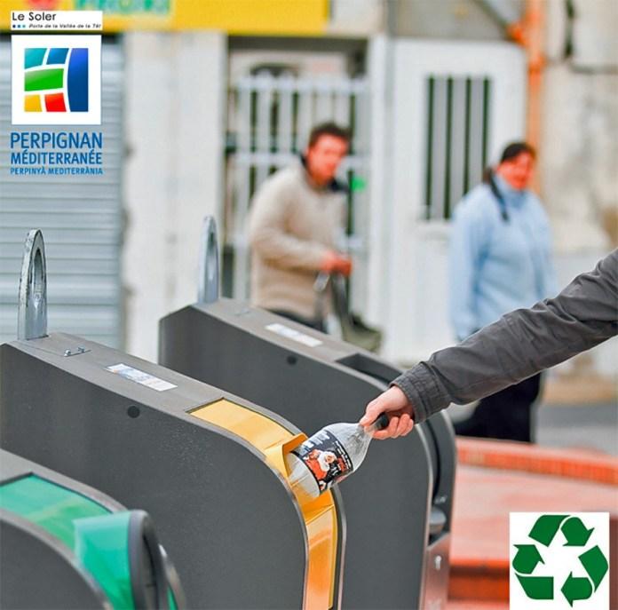 Les ambassadeurs de la valorisation des déchets à la rencontre des solériens pour campagne de sensibilisation au tri et à la prévention des déchets