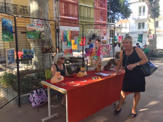 C'est parti pour la troisième édition des Vendredis de l'été, place de Belgique à Perpignan