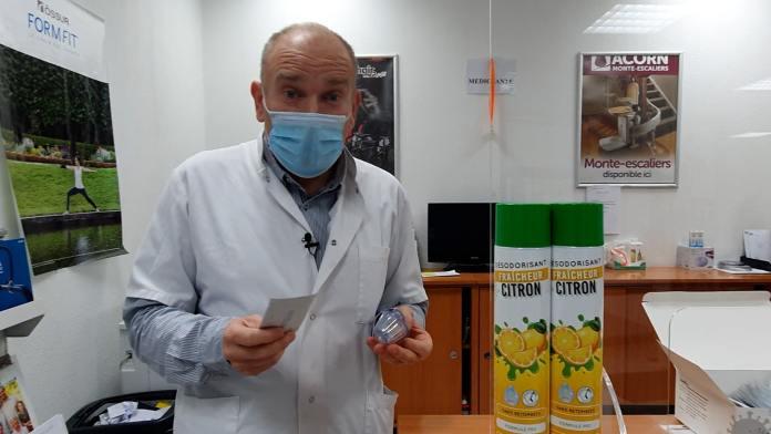 Sébastien Perez lance la distribution en France du premier test urinaire qui permet de vérifier son immunité aux différents variants présents et futurs du Covid-19 en mesurant la quantité des anticorps présent dans votr eorganisme. Vous pouvez utiliser le test pour vérifier votre immunité ou l'efficacité d'une vaccination...