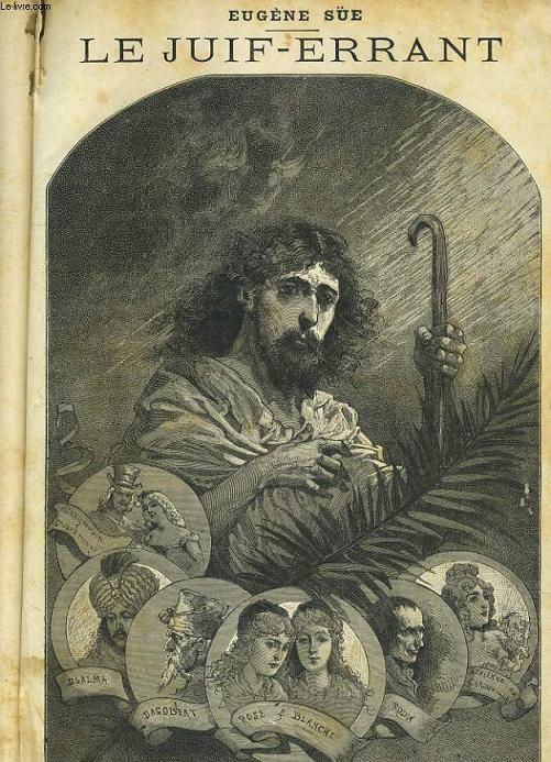 """Résultat de recherche d'images pour """"le juif errant"""""""