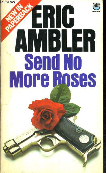 Fontana paperback edition of Send No More Roses