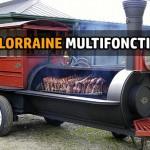 Un barbecue dans leur train quotidien, pour rompre leur train-train quotidien…