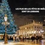 Place Stanislas : les illuminations de Noël de la plus belle place au monde