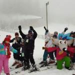 Une journée de ski all inclusive pour les enfants du secours populaire grâce à la solidarité Lorraine