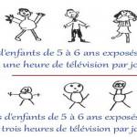 Une étude révèle les effets de la télévision sur les enfants