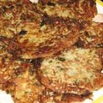 La recette des Galettes de Pommes de terre à l'ancienne d'Alain