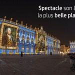 Un nouveau spectacle son et lumière, en juin 2016, place Stanislas