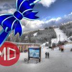 MAXI fête à la station de ski de Gerardmer ce week-end