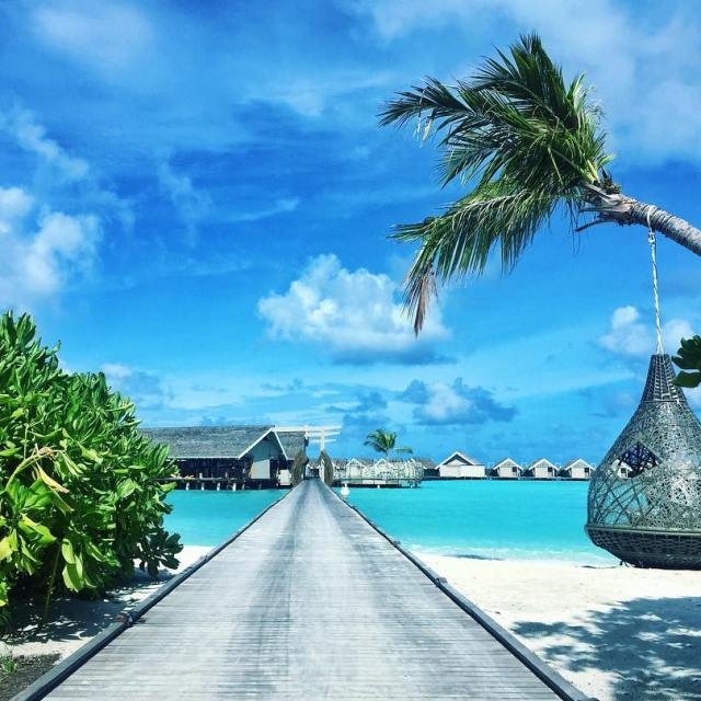 Welcome to luxsouthari oovatu photooftheday igers maldives paradise sun summerhellip