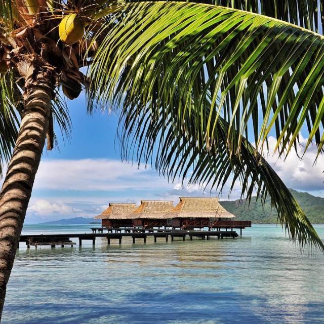 Considre comme la plus belle le au monde Bora Borahellip
